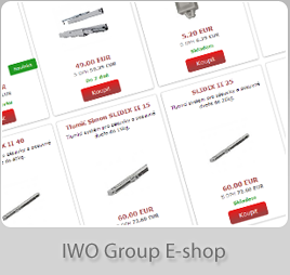 IWO Group E-shop